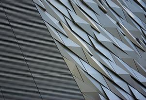 特殊形状钢结构